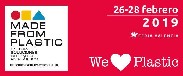 imvolca, made from plastic 2019, maquinaria de extrusión, avep, materiales plásticos, extrusión de plásticos, valencia, comac, corelco, itech, cibermatic, mikrosan, cofit, drossbach, plasmaq, mecasoft, uts, alpilles automation