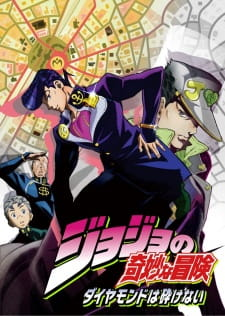 JoJo no Kimyou na Bouken Part 4: Diamond wa Kudakenai picture