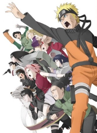 Naruto: Shippuuden Movie 3 - Hi no Ishi wo Tsugu Mono