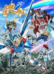 Gundam Build Fighters - Todos os Episódios