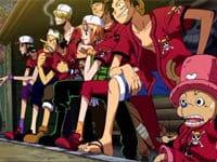 One Piece: Take Aim! The Pirate Baseball King