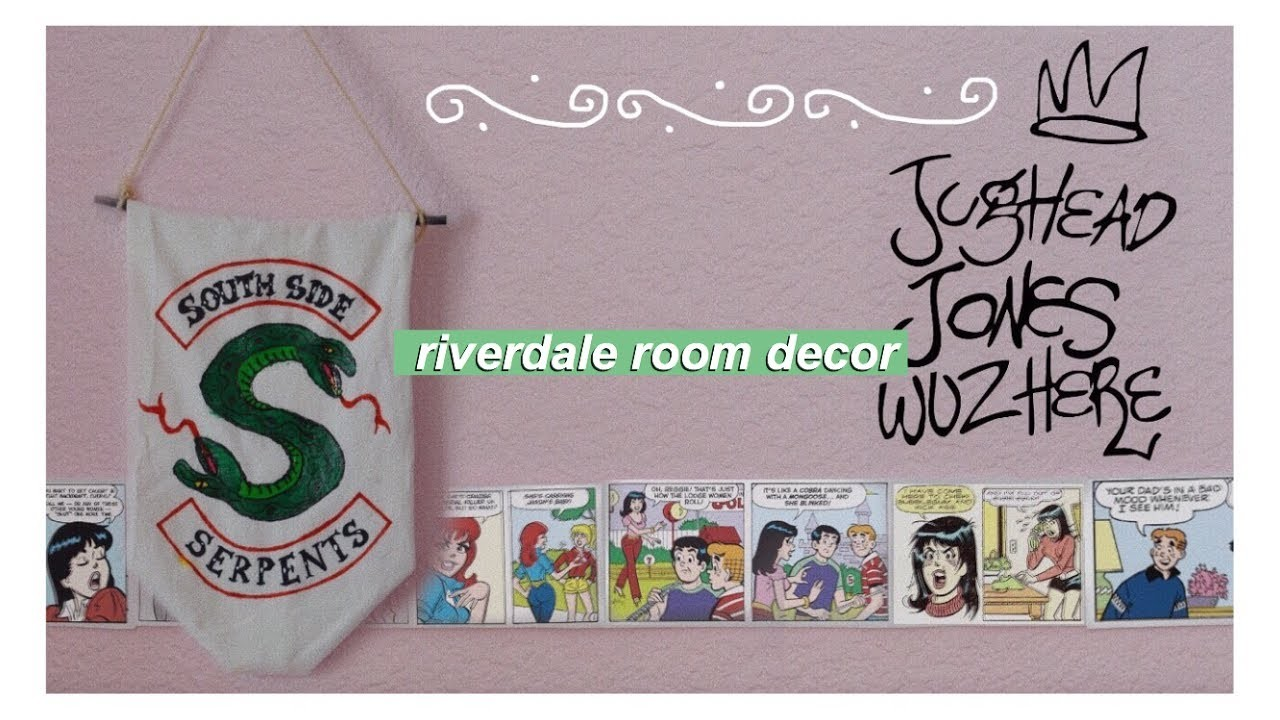 DIY Riverdale Room Decor Easy Amp Inexpensive TV Show