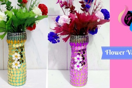 93 How To Make Handmade Flower Vase Step By Step Imprints