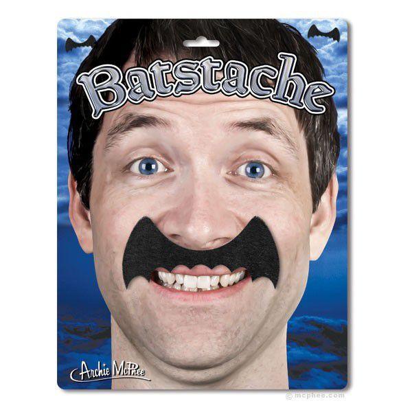 Moustache Chauve Souris 474