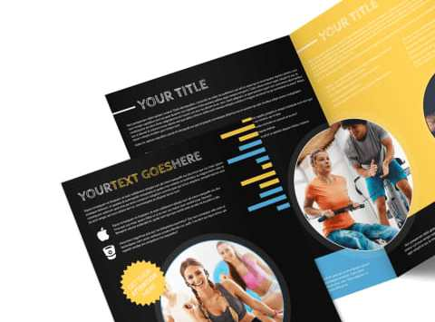 HD Decor Images » Your Personal Fitness Brochure Template   MyCreativeShop Your Personal Fitness Brochure Template