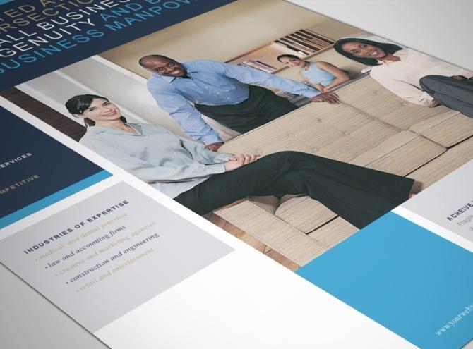 Sponsorship Flyer Template Sponsorship Proposal Booklet Design – Sponsorship Brochure Template