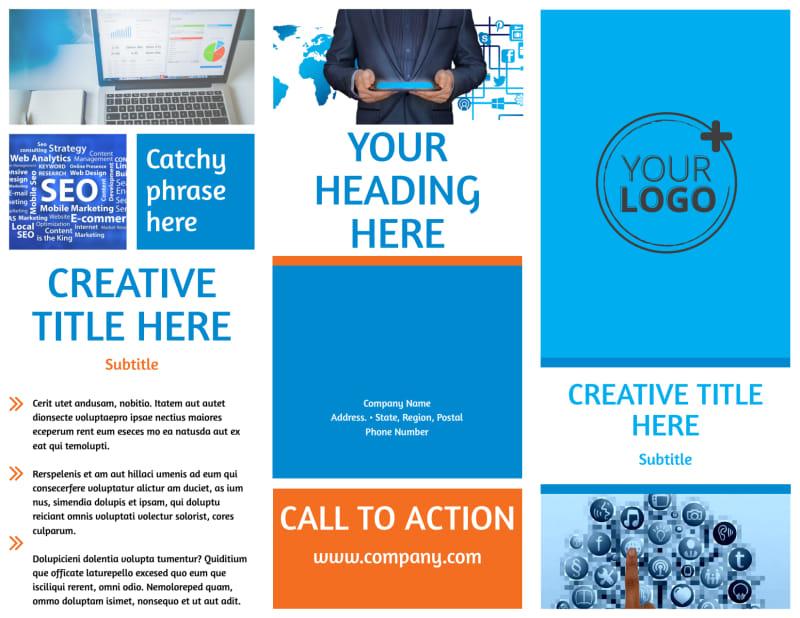 Website Brochure Examples