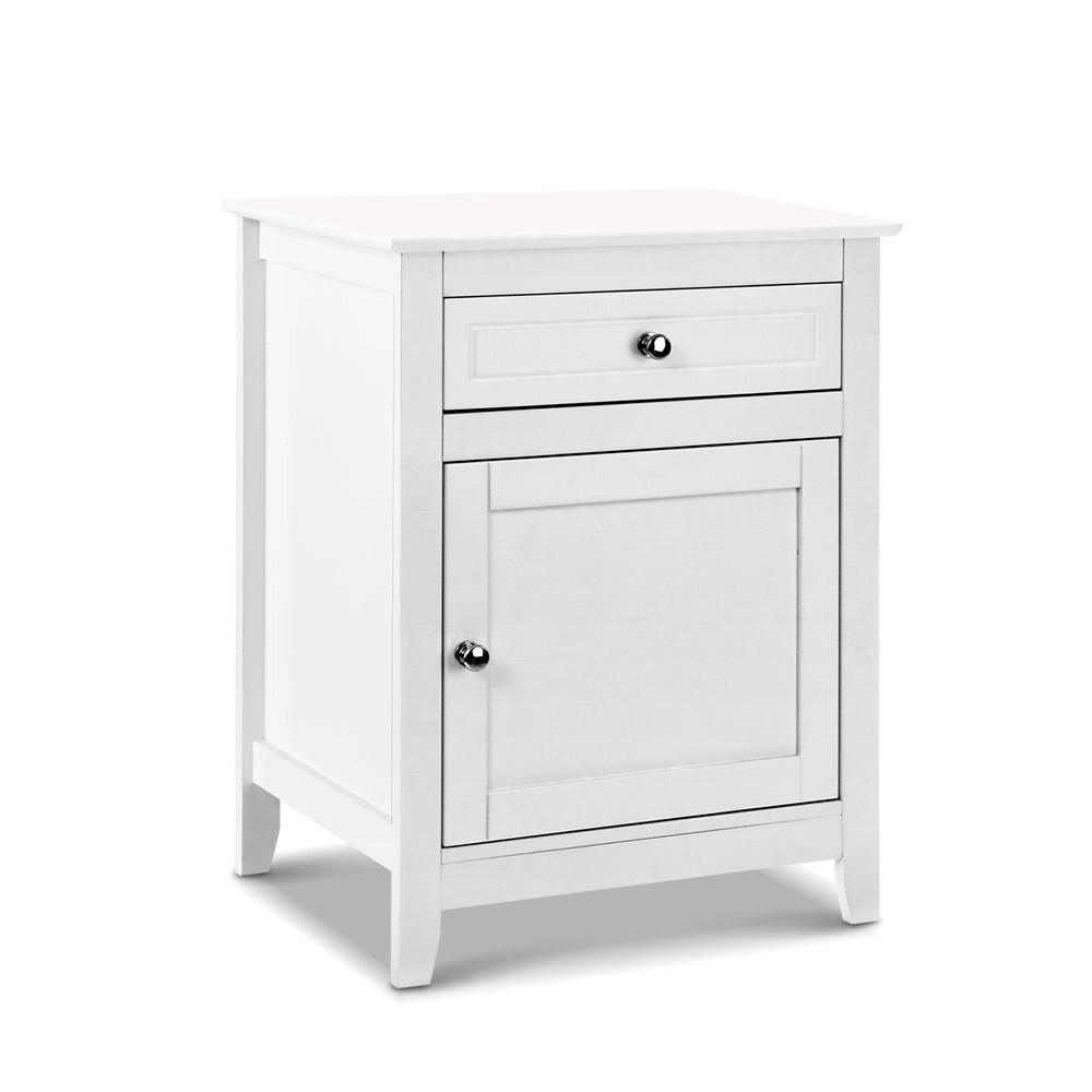 Artiss Bedside Tables Drawers Side Table Storage Cabinet Big