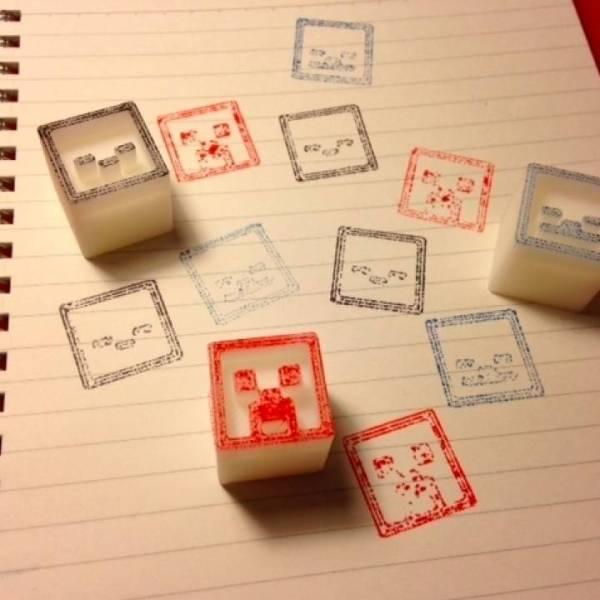 minecraft printable blocks # 57