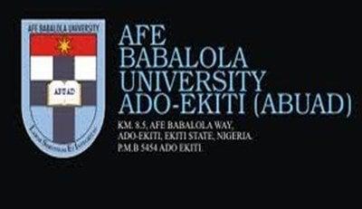 Afe Babalola University Post UTME result