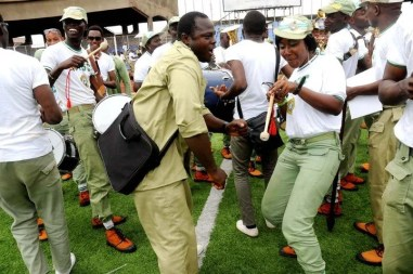 "NYSC 2016 Batch ""B"" winding-up/passing out"