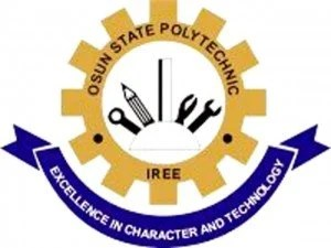 Osun State Polytechnic, Iree, OSPOLY HND admission list