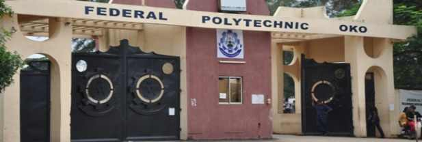 Federal Polytechnic, Oko, OKOPOLY HND admission acceptance fee