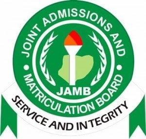 JAMB registration form closing date.