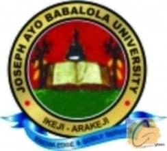 jabu undergraduate admission post UTME