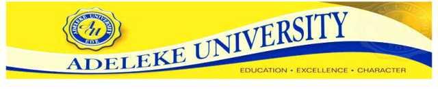 adeleke-university-post-utme
