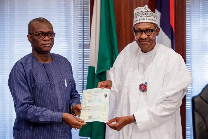 WAEC Issues Attestation of Result to Buhari