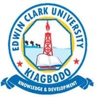 Edwin Clark University Post UTME Form