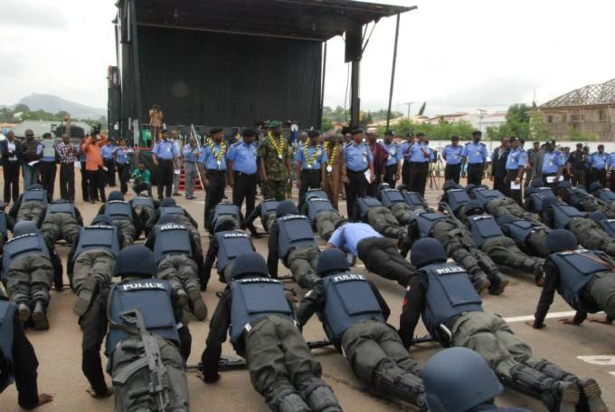 Nigeria Police Recruitment Exam date and centre