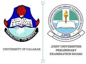 UNICAL JUPEB admission list
