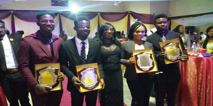 UNILAG Best Graduating Students