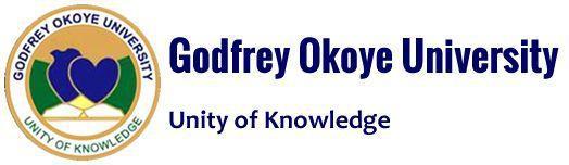 Godfrey Okoye University Postgraduate Form