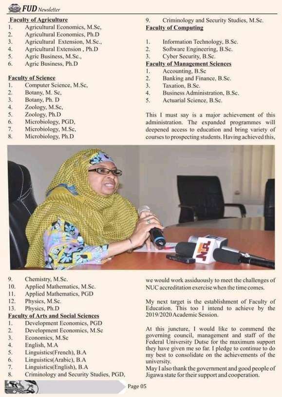 NUC Approves 37 Programmes for FUD