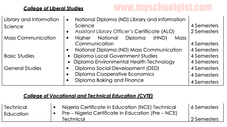 HUKPOLY Courses