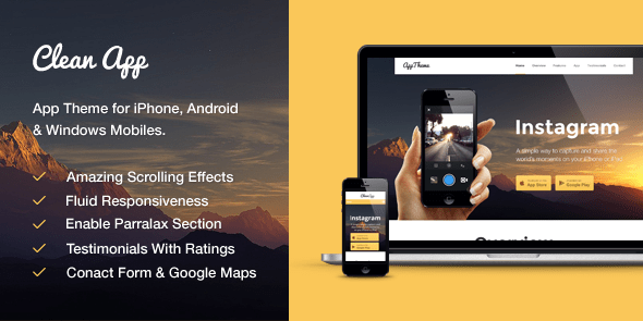 Perfect App WordPress Theme Solution For Building The Perfect App Site