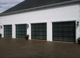 Garage Glass Doors