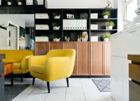 Storage & Chair