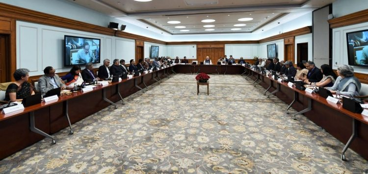 Prime Minister chairs meeting of CSIR Society