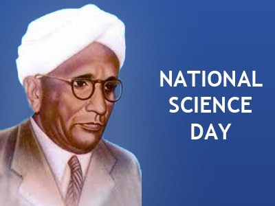 Image result for Image of National Science Day- Dr C V Raman