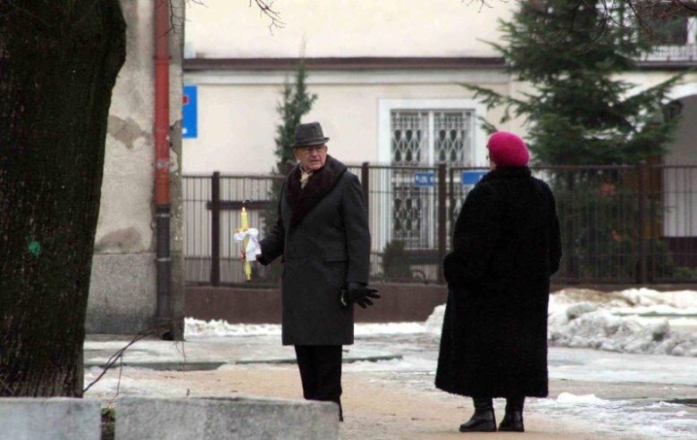 Starsi ludzie w Radomiu