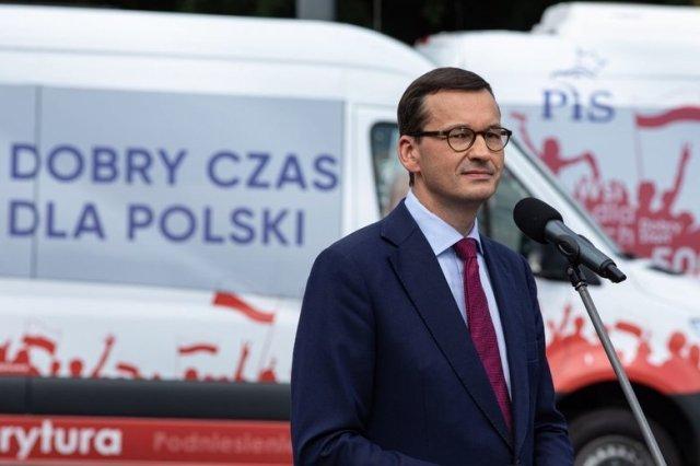 Mateuesz Mooawiecki nakazał wykreślić z porządku obrad Sejmu dyskusję nad senackim projektem ustawy dotyczącej emerytury dla ponad 40 tysięcy kobiet.