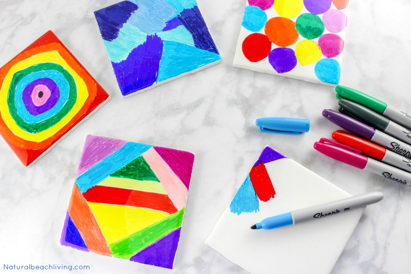 tile art for kids that everyone will