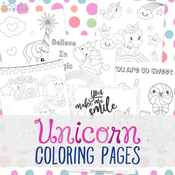 free coloring kids unicorn # 70
