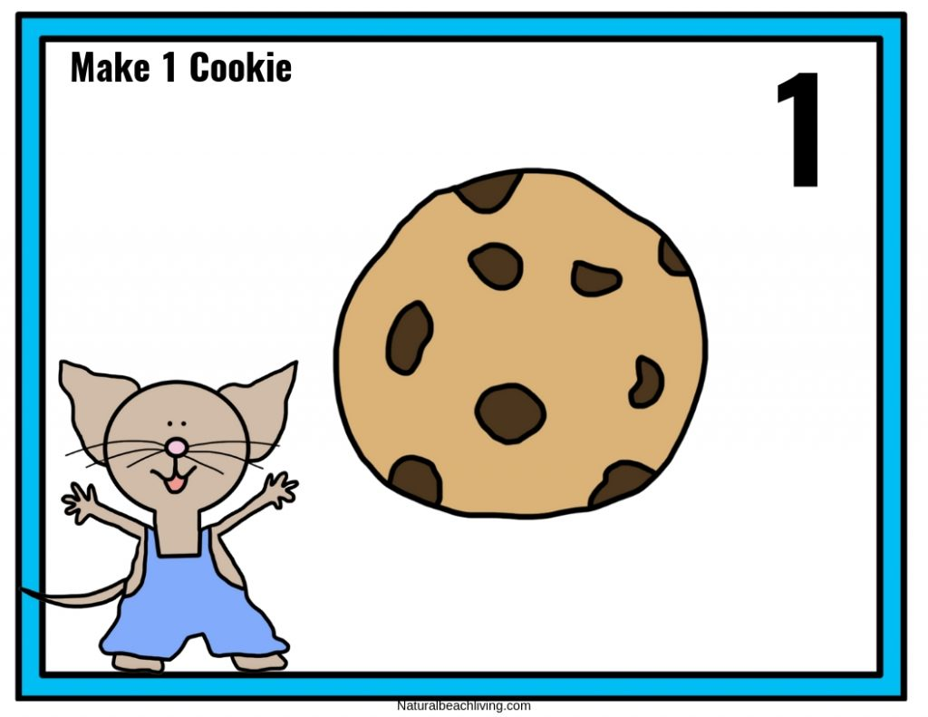 If You Give A Mouse A Cookie Activities With Preschool