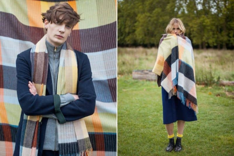 Paul Smith Anni Albers Colección Nazmiyal