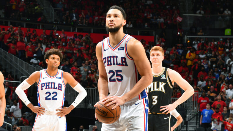 Ben Simmons making NBA history with free-throw woes | NBA.com