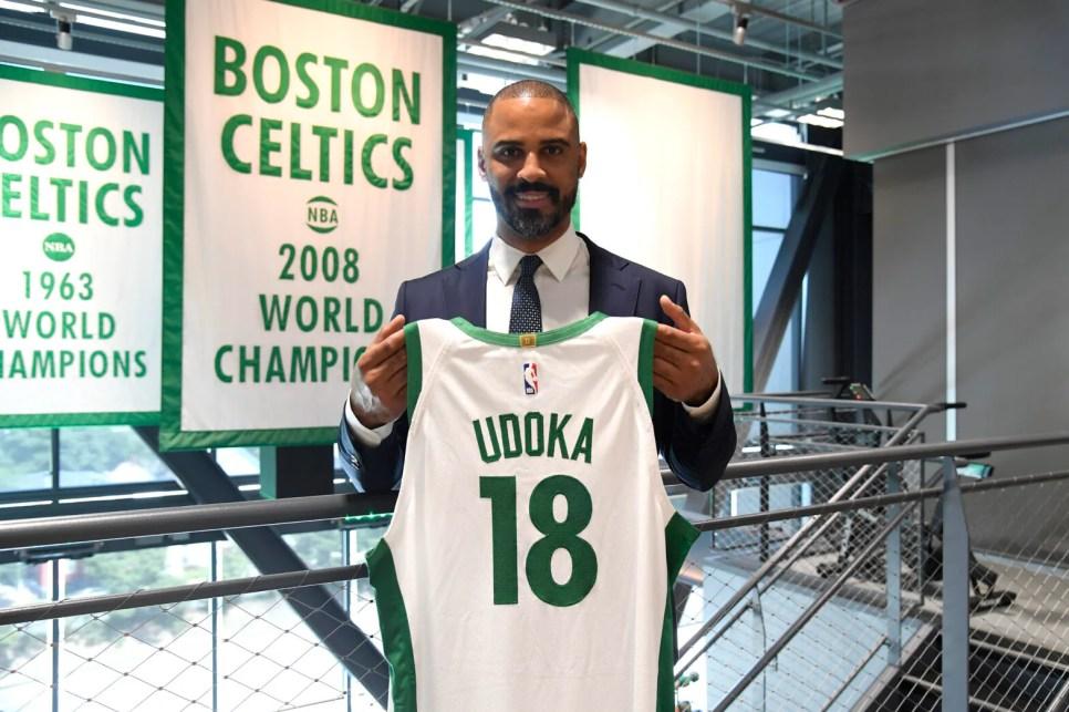 Celtics coach Ime Udoka ready to push Boston's stars   NBA.com