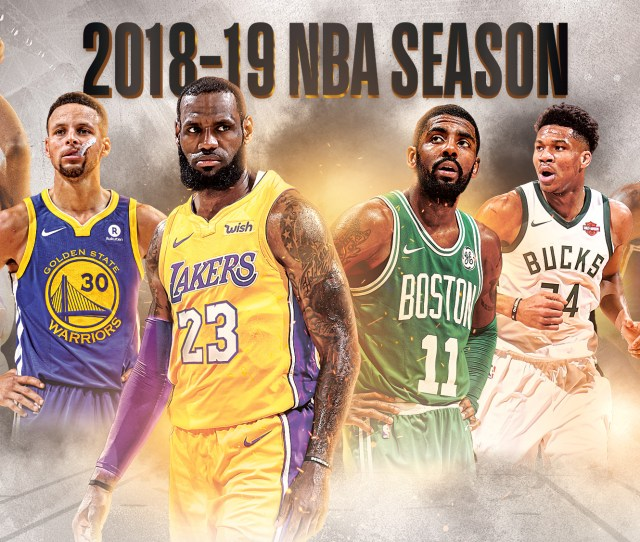 Nba Unveils 2018 19 National Tv Schedule For Opening Week Christmas Day And Martin Luther King Jr Day Nba Com