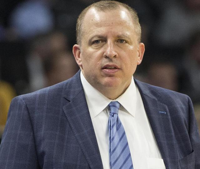 About Last Night Thibodeau Ousted After Win