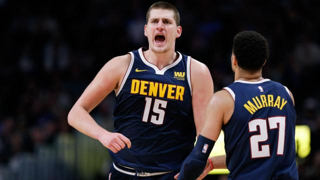 Nikola Jokic Pass Of The Season? | NBA.com