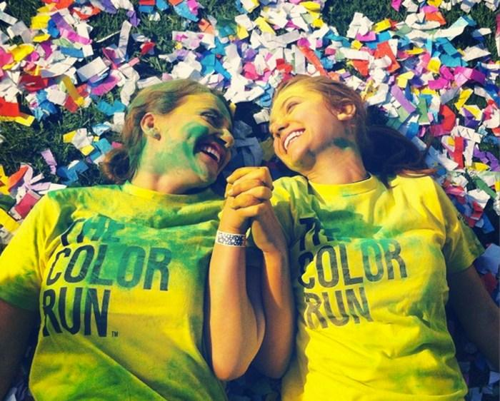 color run photo