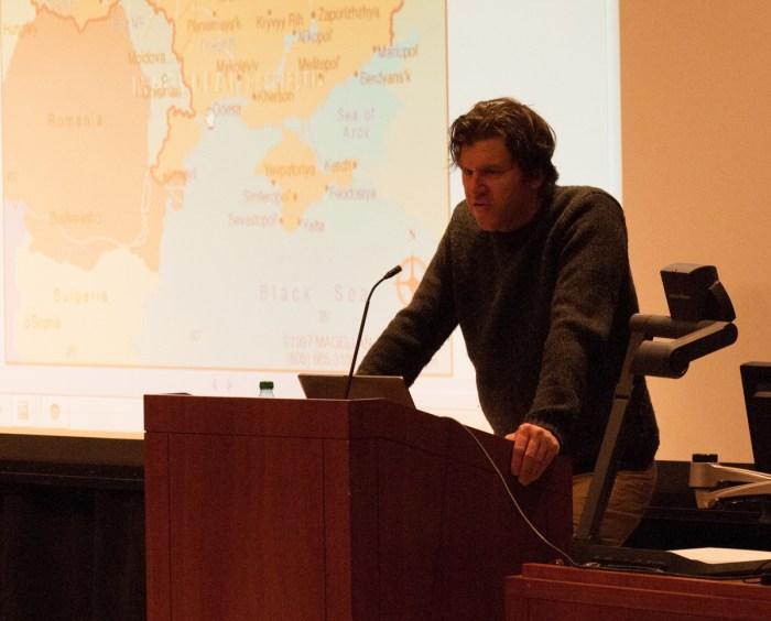 20141106, 11052014, Lecture, Rosie Biehl
