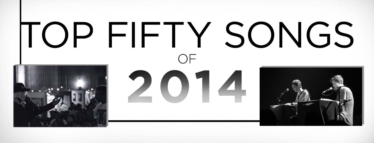 Top 50 Songs of 2014 // The Observer