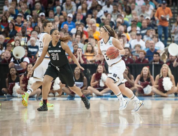 20150405, NCAA Final Four, Wei Lin, Women's Basketball-2