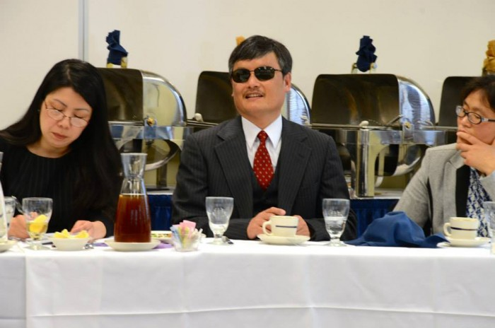 Prominent civil rights advocate Chen Guangcheng discusses the current state of human rights in China. Guangcheng reflected on his work as a lawyer and his persecution by the Chinese government.