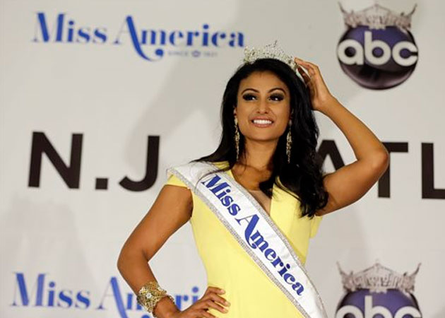 Miss America crowns first winner of Indian descent